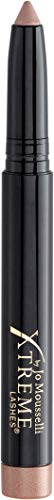 (Xtreme Lashes GlideShadow Long Lasting Eyeshadow Stick - Cream to Powder - Compatible with Eyelash Extensions - No powdery fallout on lashes or build up along lash line)