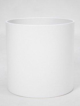 Hydrokultur Hydrogefäß **Maxi** weiß - verschiedene Größen (Weiß, 48)