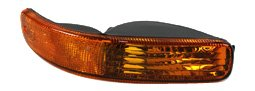 TYC 18-5837-01 Jeep Liberty Front Passenger Side Replacement Parking/Signal Lamp Assembly