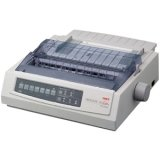 OKI62411701 - Oki Microline 321 Turbo Dot Matrix Impact Printer - Impact Dot