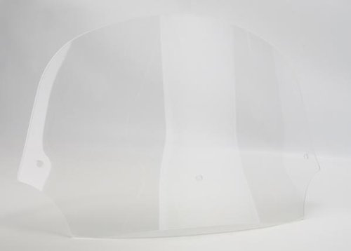 Memphis Shades MEP8520 Clear Windshield (Batwing Fairing For Fairing 9