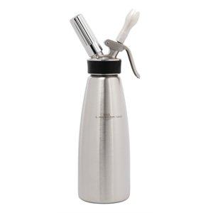 ISI. Sifón profesional para la preparación de nata montada, nata aromatizada, espumas frías y postres deliciosos. Produce...