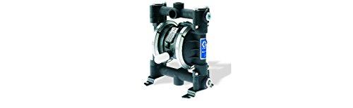 Graco Husky D53377 Aluminum Double Diaphragm Pump, 3/4