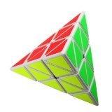 ShengShou Pyraminx Speedcubing White Twisty Puzzle