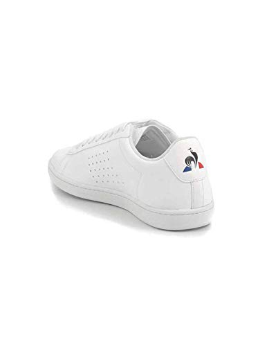 Sneakers Sport Sportif 41 Le Bianco Coq Bianco Courtset 1820176 anART