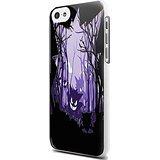 gengar pokemon ghost art For iPhone 5/5s White Case