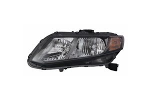 Honda Civic Lh Headlamp - 5