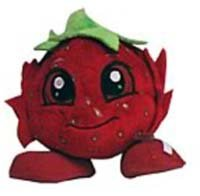(Neopets Collector Species Series 3 Plush with Keyquest Code Strawberry JubJub (Limited Edition))