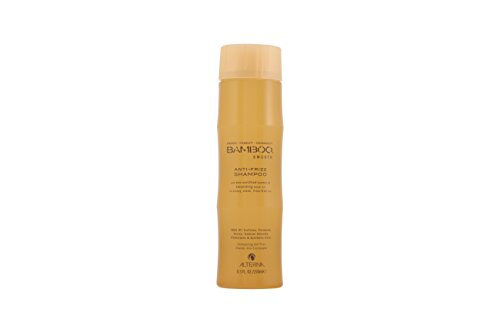 Bamboo Smooth Anti-Frizz Shampoo by Alterna for Unisex - 8.5