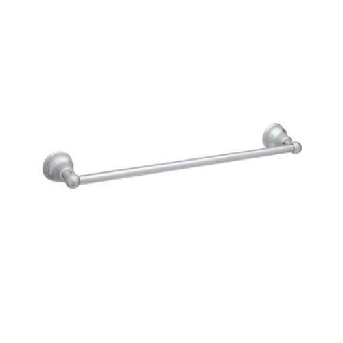 Rohl CIS1/18APC 18-Inch Single Towel Bar in Polished (Cisal Towel Bar)