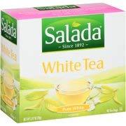 Salada 100% Pure White Tea 40 Tea Bags