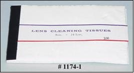 SEOH Lint Free Lens Cleaning Paper (100 sheets) (Paper Lens Microscope)
