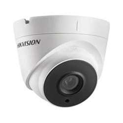 Resolution 3.6 Mm Lens - Hikvision DS-2CE56D7T-IT3-3.6MM Outdoor Turret Camera, 2MP, HD-TVI, New EXIR, 3.6 mm Fixed Lens, Up to 20/40m IR Distance