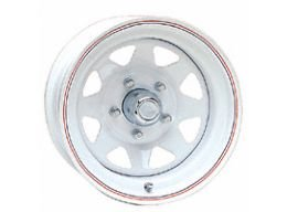 Pacer 310W WHITE SPOKE White Wheel (16x7
