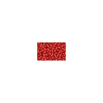 I-Beads cc25C–Perle di Rocaille Toho 11/0silver-lined Ruby (10g)
