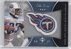 Eddie George (Football Card) 2003 Upper Deck Sweet Spot - Classics Embroidered Patch - Team Logo #P-EG Team Pegs