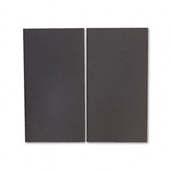 HON 38247S - 38000 Series Hutch Flipper Doors for 60w HON38242NS, 30 x 16, Charcoal