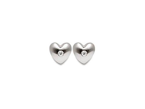 bastian inverun - pendentif argent avec diamonds - 1802351001