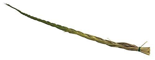 (Sweetgrass Incense Braid XL)