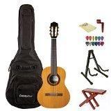 Cordoba Requinto 580 Acoustic Guitar Pack