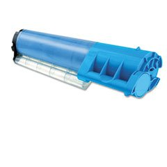 3571 Cyan Toner - Media Sciences MS3011C-SC Cyan Toner Cartridge (2000 Page Yield) - Equivalent to Dell 341-3571