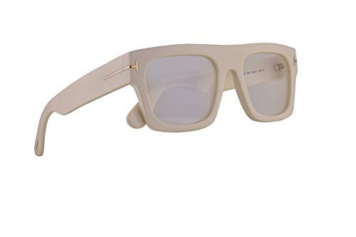 Tom Ford FT5634B Eyeglasses 53-20-145 Palladium w/Demo Clear Lens 025 FT 5634B TF 5634-B ()