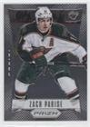 Zach Parise (Hockey Card) 2012-13 Panini Rookie Anthology - Prizm #23 (Card Zach Rookie Parise)