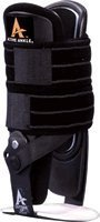 Active Ankle Multi-Phase Ankle Brace by Active Innovations (Small, Black) by Active Ankle
