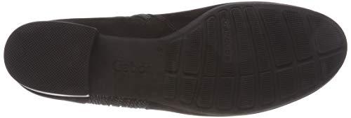 87 Nero Comfort Gabor Sport Stivaletti micro Donna schwarz qTx7Hxwg