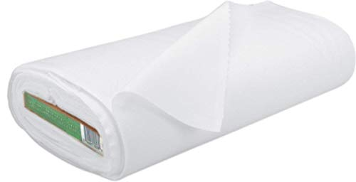 Rockland 200 Count Muslin, 44/45-Inch, Bleached/White (3 Units) by Roc-lon (Image #1)
