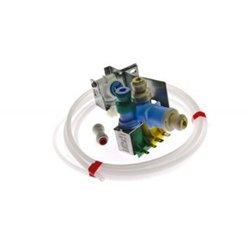 Whirlpool 4389178 Refrigerator Icemaker Triple Water Valve Kit (Whirlpool Ice Maker Side By Side)