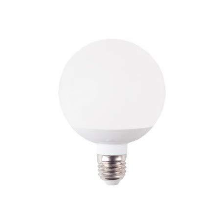 Alverlamp LGLO1060 - Lámpara led globo 10w e27 6000k: Amazon.es: Bricolaje y herramientas