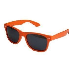 Vintage Orange Wayfarer Style Sunglasses - 15 Colors (Red, White, Black, Pink, Blue, Green) Adult & Kids Sizes Available