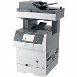 Lexmark X748DTE Laser Multifunction Printer - Color - Plain Paper Print - Desktop - Printer, Copier, Scanner, Fax - 35 ppm Mono/35 ppm Color Print - 2400 x 1200 dpi Print - 35 cpm Mono/35 cpm Color Copy - Touchscreen - 600 dpi Optical Scan - Automatic Dup