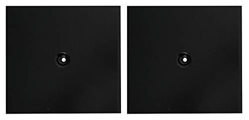 2 Rockville Adjustable Studio Monitor Speaker Stands For KRK ROKIT 6 G3 Monitors
