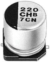 PANASONIC EEE-HB0G101R CAPACITOR ALUM ELEC, 100UF, 4V, 20%, SMD (5 pieces)