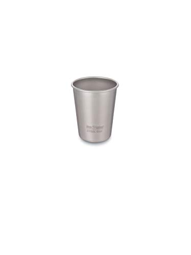Klean Kanteen Single Wall Stainless Steel Cups, Pint Glasses in 10oz