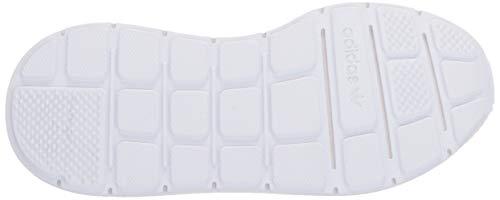 adidas Originals Baby Swift Running Shoe, Clear Orange/Weiss-Schwarz/White, 4K M US Toddler by adidas Originals (Image #3)