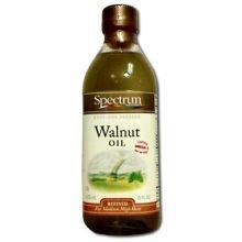 Spectrum Naturals Oil Walnut Refined