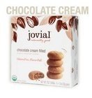 Jovial Chocolate Cream Cookies (10/7 OZ) ( Value Bulk Multi-pack) by JOVIAL