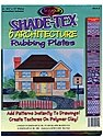 Scratch Art Shade-Tex Rubbing Plates architecture set