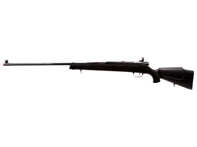 Super 9 bolt action rifle, Black airsoft gun