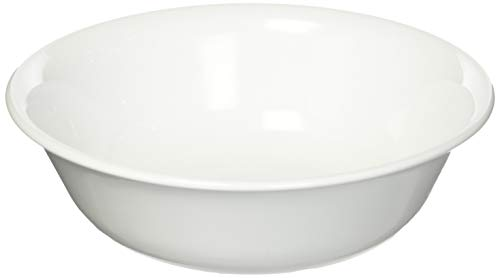 - Corelle Livingware Winter Frost White 18-Oz Soup/Cereal Bowl (Set of 4)