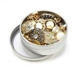 Buttons Galore Button Tins Mix Antique