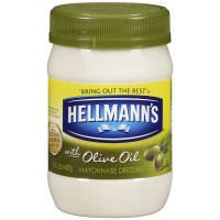 Hellmann's Reduced Fat Mayonnaise with Olive Oil - 15 oz