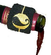 Bamboo Drip Free Wine Ring 6 -