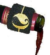 Drip Collar - Bamboo Drip Free Wine Ring 6 Pak