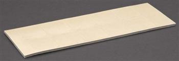 Futaba FSH69 Mounting Pad 2x22x22mm GY520 (10)