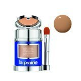 La Prairie Skin Caviar Concealer Foundation Amber Beige SPF 15 1.0oz / 30ml - La Prairie Beige Foundation