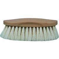 Soft Grooming Brush - Decker 50 Grooming Finish Brush for Horses